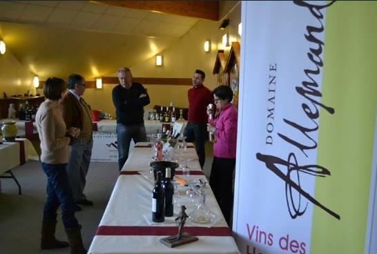 Le vin des Hautes-Alpes est un vestige de l'histoire !