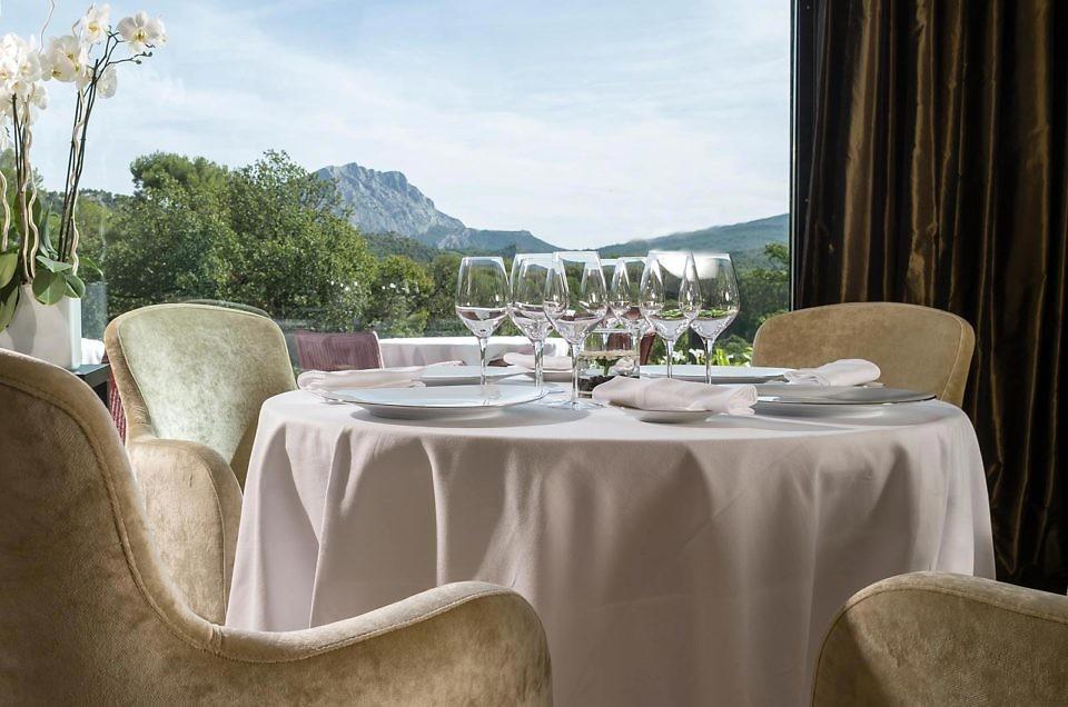 Une «Goutte de Soleil» au magnifique «Saint-Estève» d'Aix en Provence !…