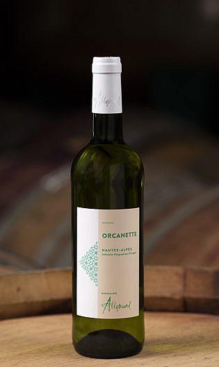 Orcanette Blanc